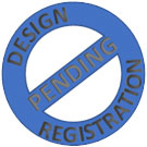 Design Pending Registration